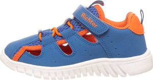 Buty dziecięce letnie Richter Shoes na rzepy dla chłopców