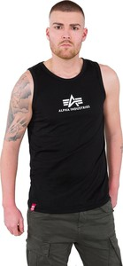 T-shirt Alpha Industries z nadrukiem