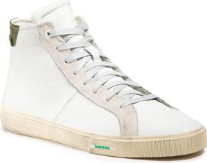 Sneakersy DIESEL - S-Mydori Mc Y02540 P3861 T1015 Star White