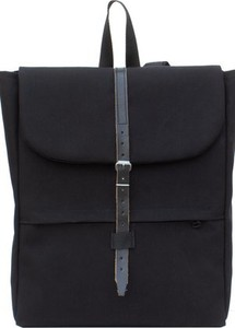 Czarny plecak Szczypta