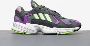 Buty sportowe Adidas Originals z nubuku sznurowane
