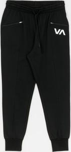 Spodnie RVCA z bawełny