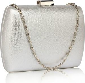 351631120f64e srebrne torebki wizytowe - stylowo i modnie z Allani