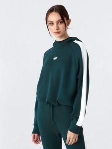 Bluza 4F krótka z kapturem
