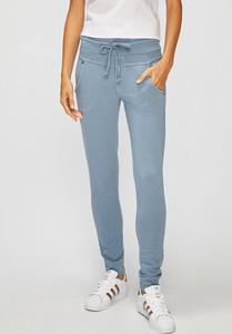 Błękitne spodnie sportowe Answear