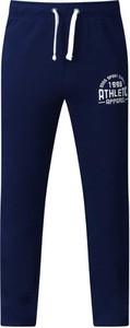 Spodnie sportowe Duke z bawełny