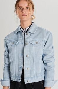 Kurtka Cropp krótka z jeansu