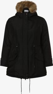 Czarna kurtka Junarose w stylu casual