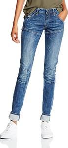 Jeansy G-Star Raw z jeansu w młodzieżowym stylu