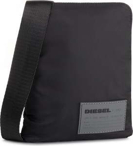 Czarna torba Diesel