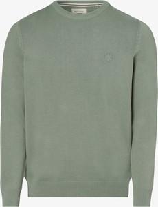 Zielony sweter Marc O'Polo z dzianiny