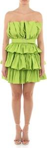 Zielona sukienka ANIYE BY mini bez rękawów