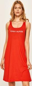 Sukienka Tommy Hilfiger z bawełny