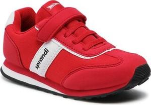 Buty sportowe dziecięce Sprandi na rzepy dla chłopców