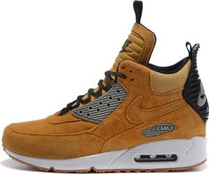 Żółte buty sportowe Nike air max 90