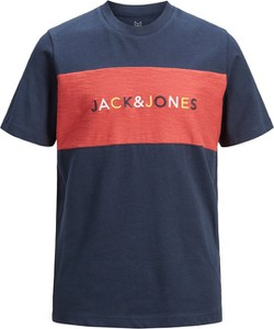 Koszulka dziecięca Jack & Jones Junior z krótkim rękawem