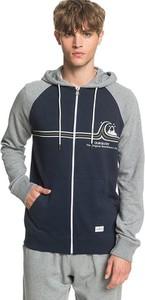 Bluza Quiksilver w młodzieżowym stylu z bawełny
