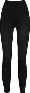 Spodnie termoaktywne damskie Powerful Spaio (czarno-szare)
