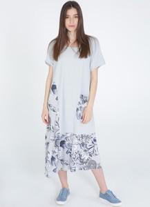 Sukienka Unisono z bawełny