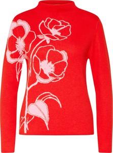 Sweter JACQUELINE DE YONG w stylu casual z dzianiny