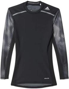 T-shirt Adidas Performance z tkaniny w sportowym stylu