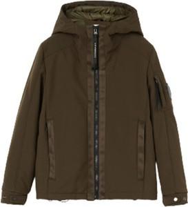 Zielona kurtka dziecięca C.P. Company
