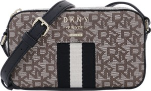 Torebka DKNY w młodzieżowym stylu z nadrukiem