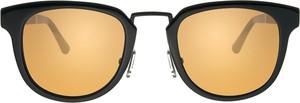 Żółte okulary damskie Woodys Barcelona