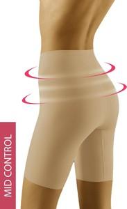 WolBar Wyszczuplające majtki Compacta beżowy