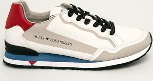 Buty sportowe Guess sznurowane