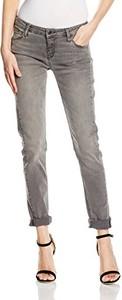 Jeansy Cross Jeans z jeansu w młodzieżowym stylu