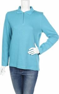 Niebieski sweter Kingfield w stylu casual
