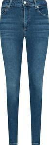 Niebieskie jeansy Silvian Heach w stylu casual