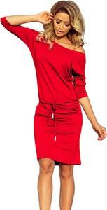 Sukienka NUMOCO sportowa z długim rękawem