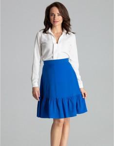Niebieska spódnica LENITIF