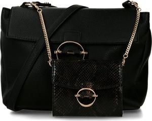 Czarna torebka Liu-Jo