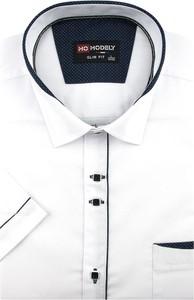 Koszula MODELY z krótkim rękawem z tkaniny