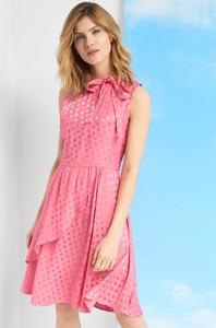 59c3bf01be Różowe sukienki ORSAY
