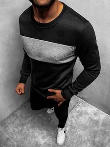 Bluza producent niezdefiniowany z dresówki