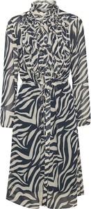 Sukienka Saint Tropez w stylu casual z długim rękawem