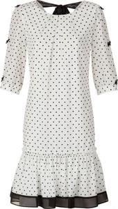 Sukienka Poza z tkaniny