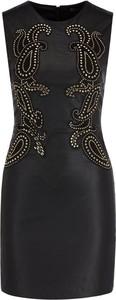 Czarna sukienka Marciano bez rękawów mini
