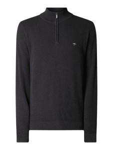 Czarny sweter Fynch Hatton