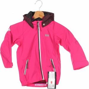 Różowa kurtka dziecięca Helly Hansen