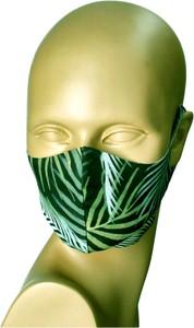 Bertoni Maseczka na twarz wielorazowa z jonami srebra (liście)