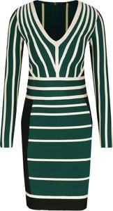 Sukienka Guess by Marciano z długim rękawem mini