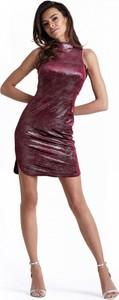 Sukienka Ivon dopasowana mini