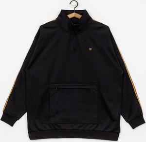 Czarna bluza Brixton z bawełny