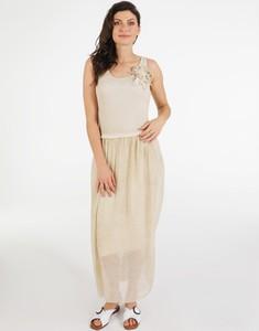 Sukienka Unisono z bawełny na ramiączkach