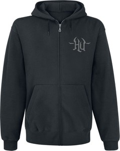 Czarna bluza Emp w młodzieżowym stylu